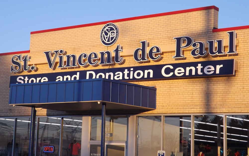 when you shop at svdps thrift stores you are getting very good value for the cost of your purchases how when you buy something at one of our stores